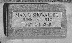 Max Showalter