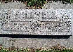 Claudius Lafayette Claude Fallwell