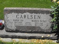 Marlyn <i>Passey</i> Carlsen