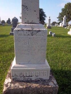 Mary Ann <i>Sparks</i> Nellinger