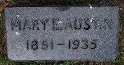 Mary Euphemia <i>Bell</i> Austin