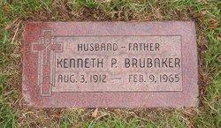 Kenneth P Brubaker