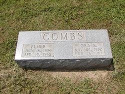 Ora Buford <i>Bratcher</i> Combs
