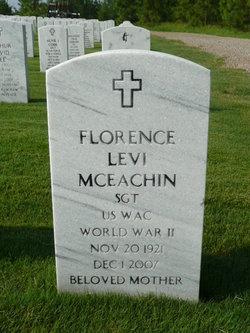 Florence Levi Mceachin