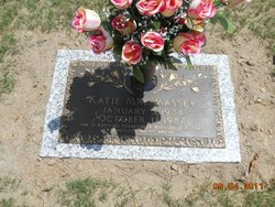 Katie Mae <i>Britt</i> Massey