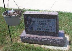 Judy Ann <i>Treinen</i> Arens