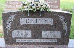 Stinson B. Detty