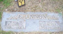 Harry Riley Channon