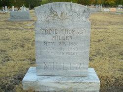 Eddie Thomas Miller