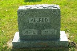 Lillie R <i>Neff</i> Allred