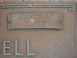 Juanita W Campbell