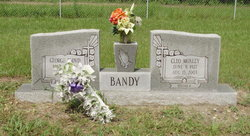 Cleo <i>Moxley</i> Bandy