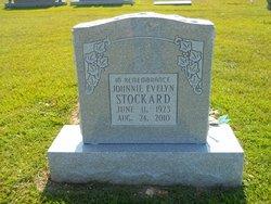 Johnnie Evelyn Stockard