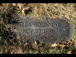 Zella Miranda <i>Nixon</i> Dye