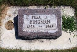Pearl H Bingman