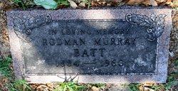 Rodman Murray Batt