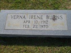 Verna Irene Burns