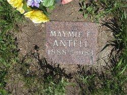 Maymie Ellen <i>Bunker</i> Antell