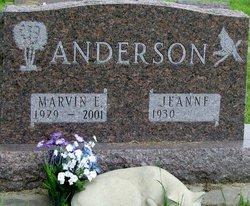 Marvin Eugene Anderson