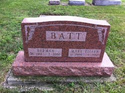 Mary Eileen <i>Fisher</i> Batt