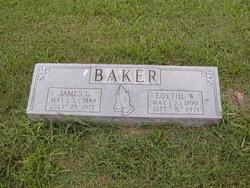 James Green Baker