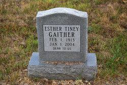 Esther Timey Gaither