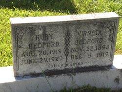 Virneta <i>Reynolds</i> Bedford