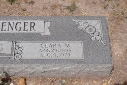 Clara Martha <i>Rueffer</i> Barchenger
