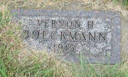 Vernon Henry Boeckmann