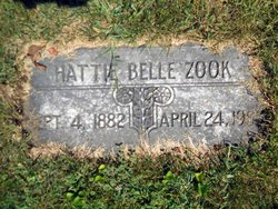 Hattie Belle <i>Crilly</i> Zook