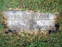 Wilbur Crilly Zook