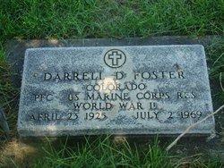 Darrell D Foster