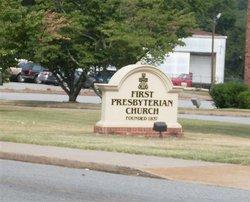 First Presbyterian Church Cemetery