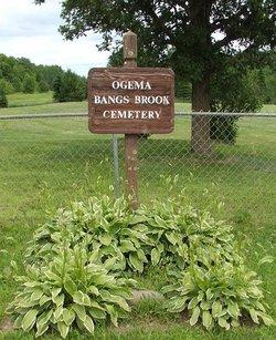 Ogema Bangs Brook Cemetery