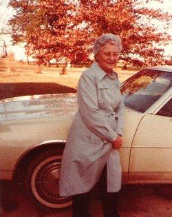 Sylvia Lillian <i>Finney</i> Lukenbill