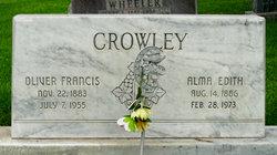 Alma Edith Crowley