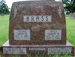 Edith Mae <i>Joslyn</i> Brass