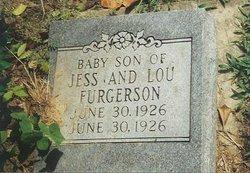 Baby Son Furgerson