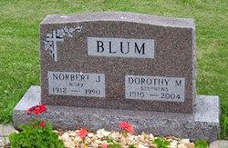 Dorothy M. <i>Stephens</i> Blum
