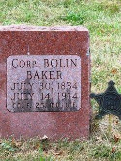Bolin Baker