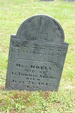 Molly <i>Farnsworth</i> Adams