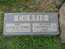 Annie Elizabeth <i>Cree</i> Curtis