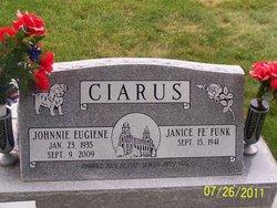 John Eugiene Ciarus
