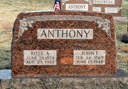 John Franklin Anthony