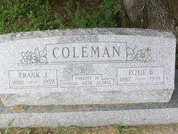 Roxie <i>Primmer</i> Coleman