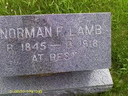 Norman Francis Lamb