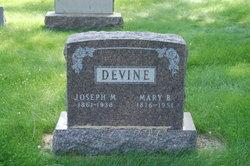 Mary Bernadine <i>Hascom</i> Devine