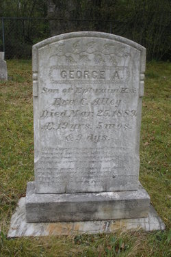 George A Alley