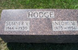 Sumner Virgil Hodge