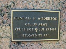 Conrad Floyd Anderson